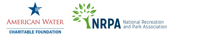 american water charitable foundation & NRPA_logo